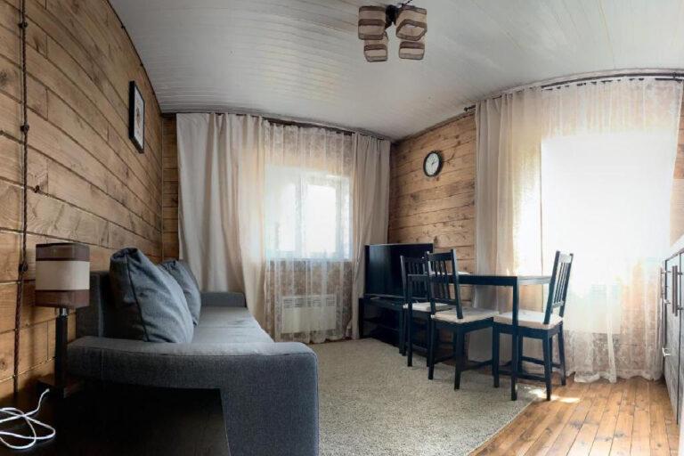 Дом с 1й спальней