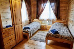 Дом с 2мя спальнями