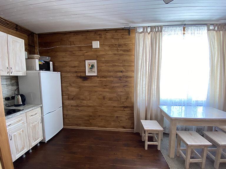 Домик с двумя спальнями (одноэтажный)3