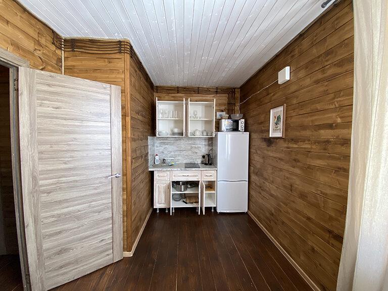 Домик с двумя спальнями (одноэтажный)4