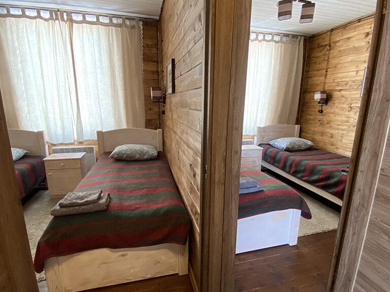 Домик с двумя спальнями (одноэтажный)7
