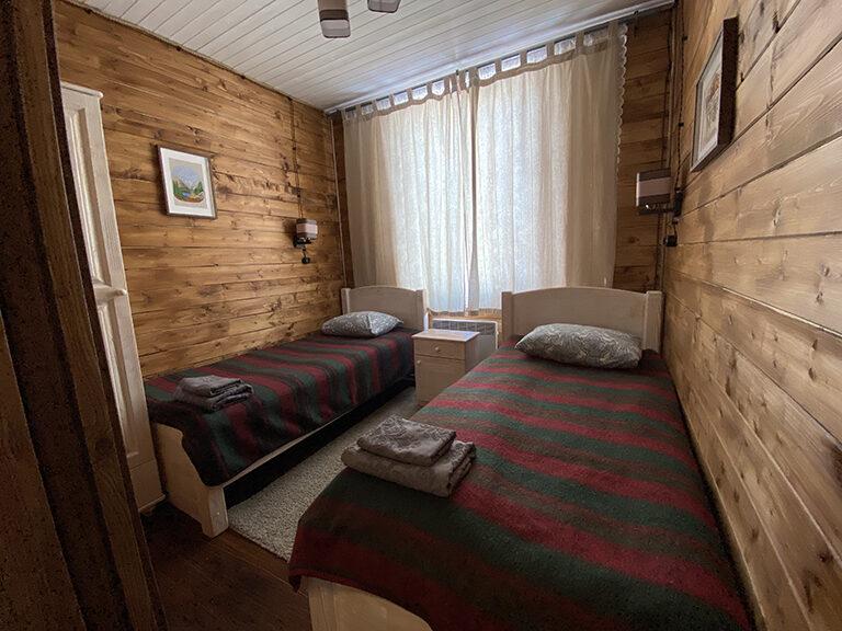 Домик с двумя спальнями (одноэтажный)8