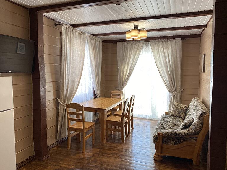 Домик с тремя спальнями1
