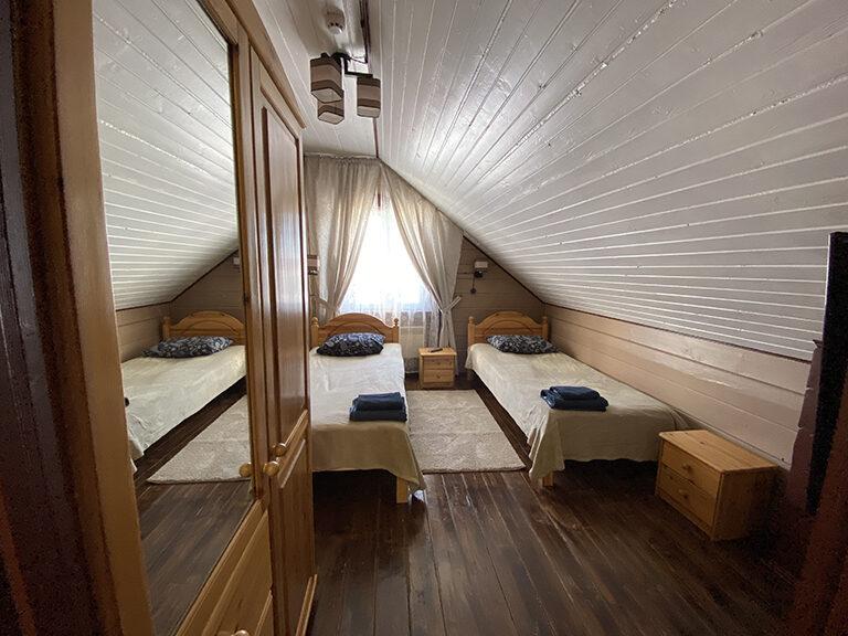 Домик с тремя спальнями10