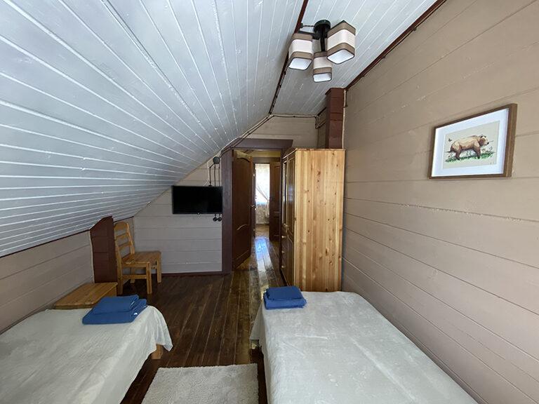Домик с тремя спальнями11