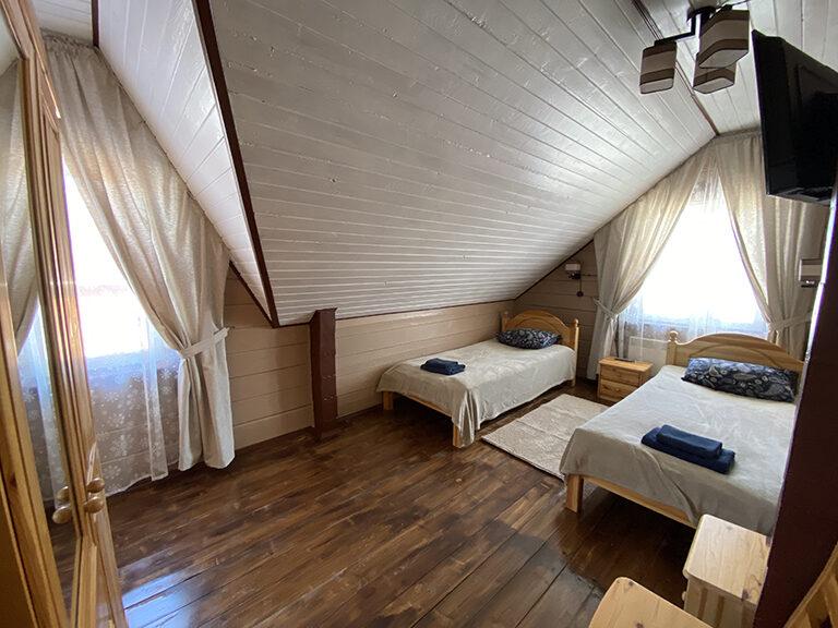 Домик с тремя спальнями12