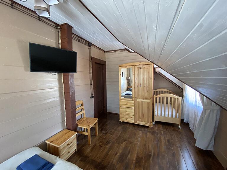 Домик с тремя спальнями13