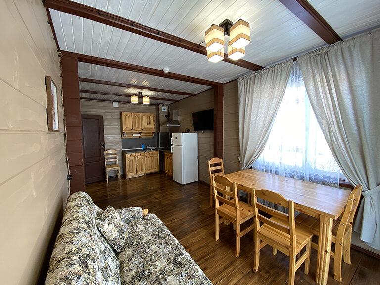 Домик с тремя спальнями3