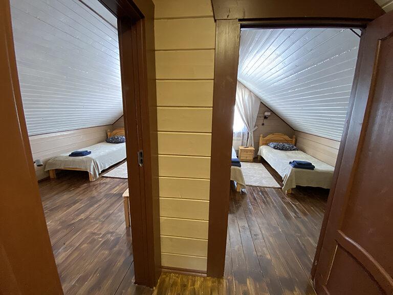 Домик с тремя спальнями9